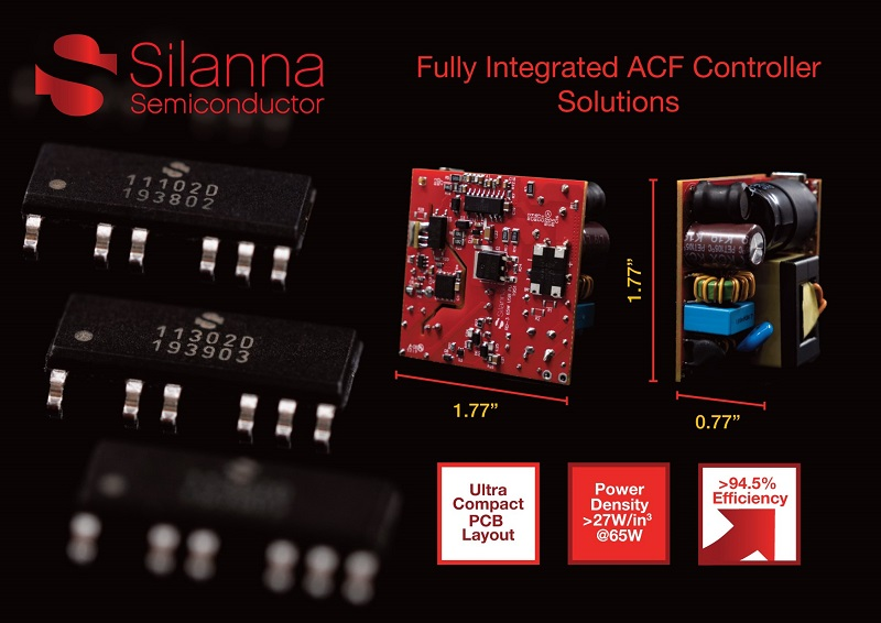 Integrated Active Clamp Flyback Controller range expanded