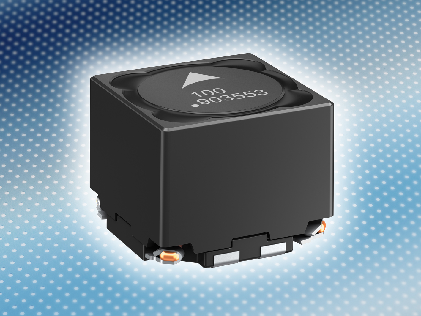 Compact Dual Inductors with High Saturation Current