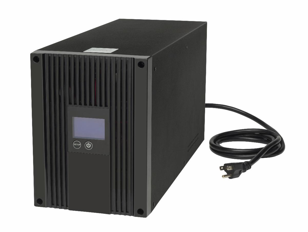 UPS with Industrial Size Protection in Compact Form Factor