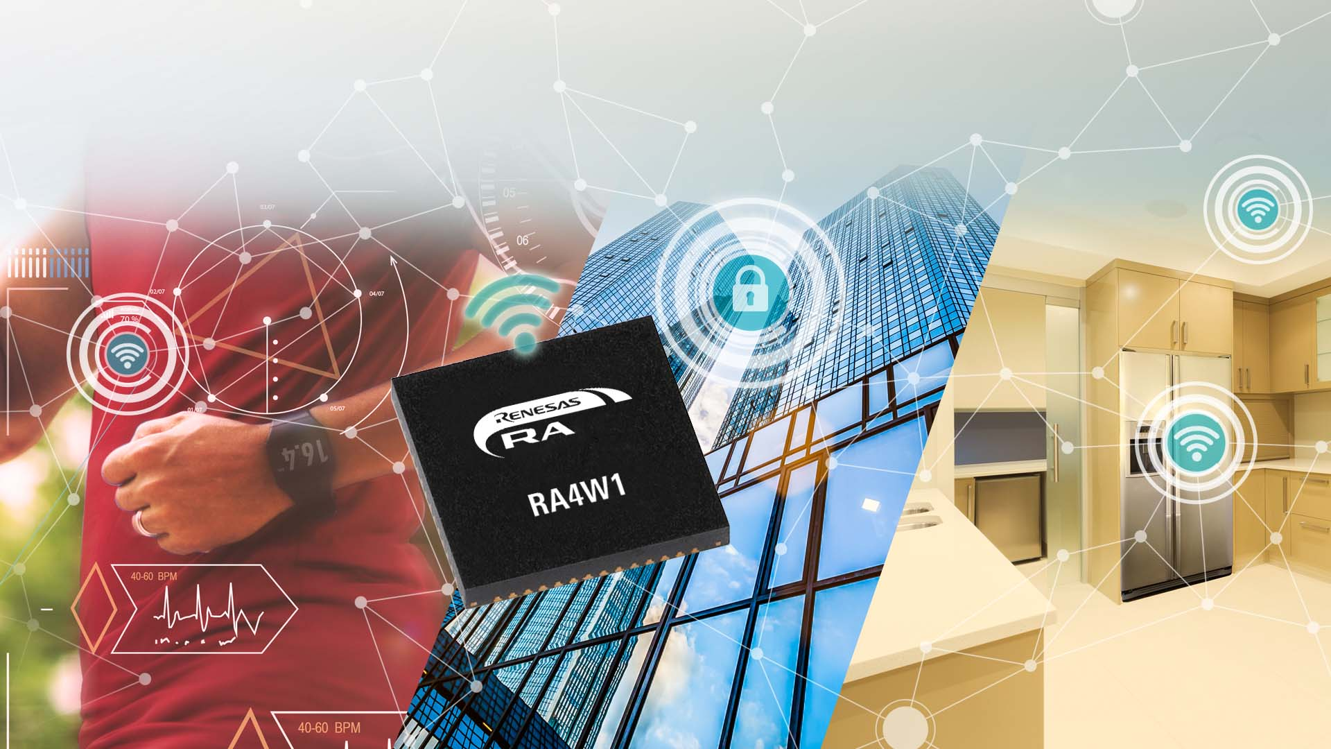 Renesas Extends Bluetooth 5.0 Connectivity to 32-Bit MCUs
