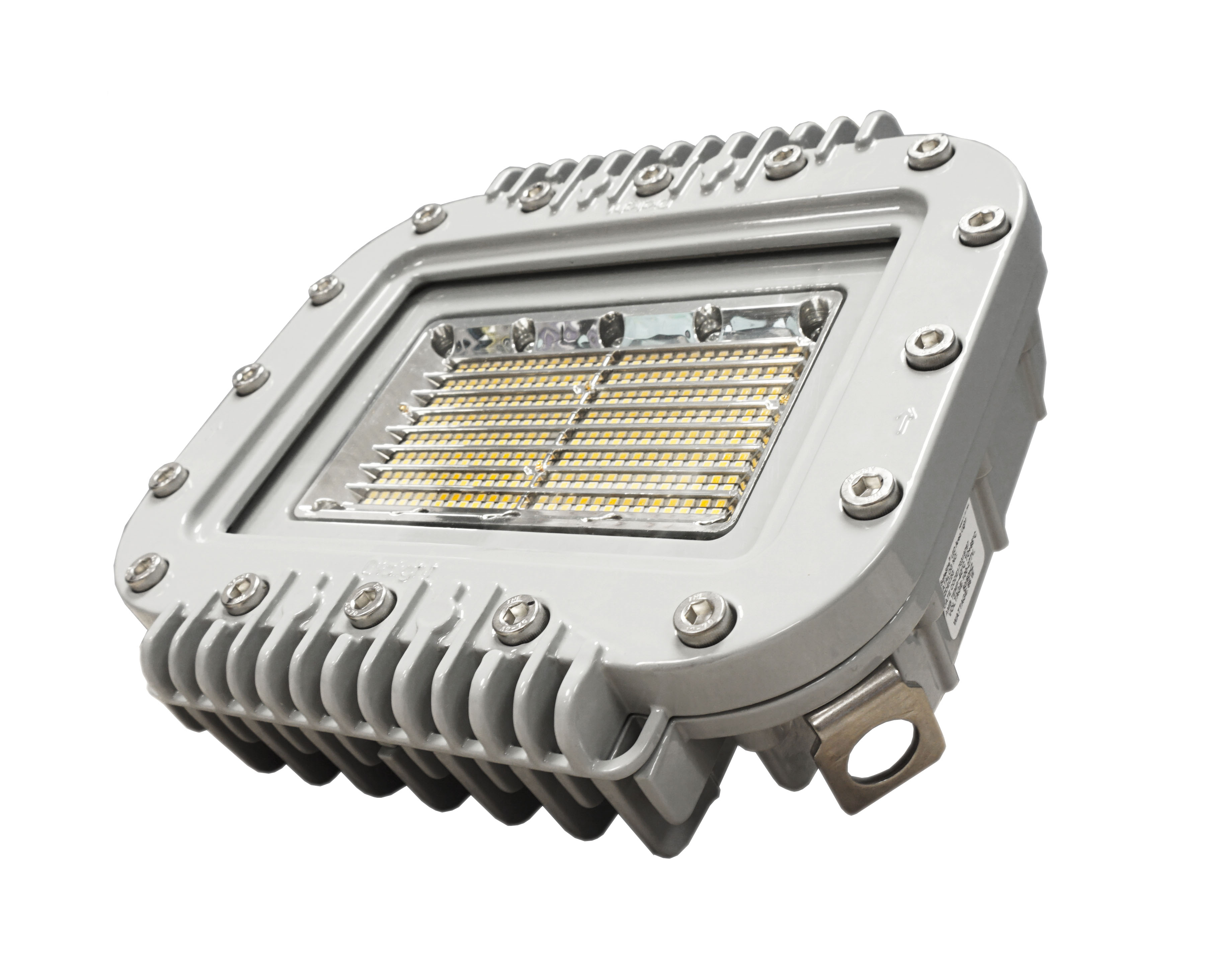 Area Light Allows for High Installation Flexibility