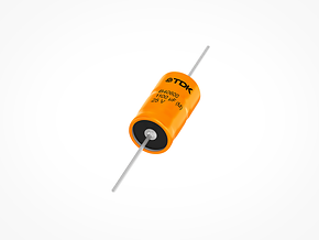Extended Range of Hybrid-Polymer Electrolytic Capacitors