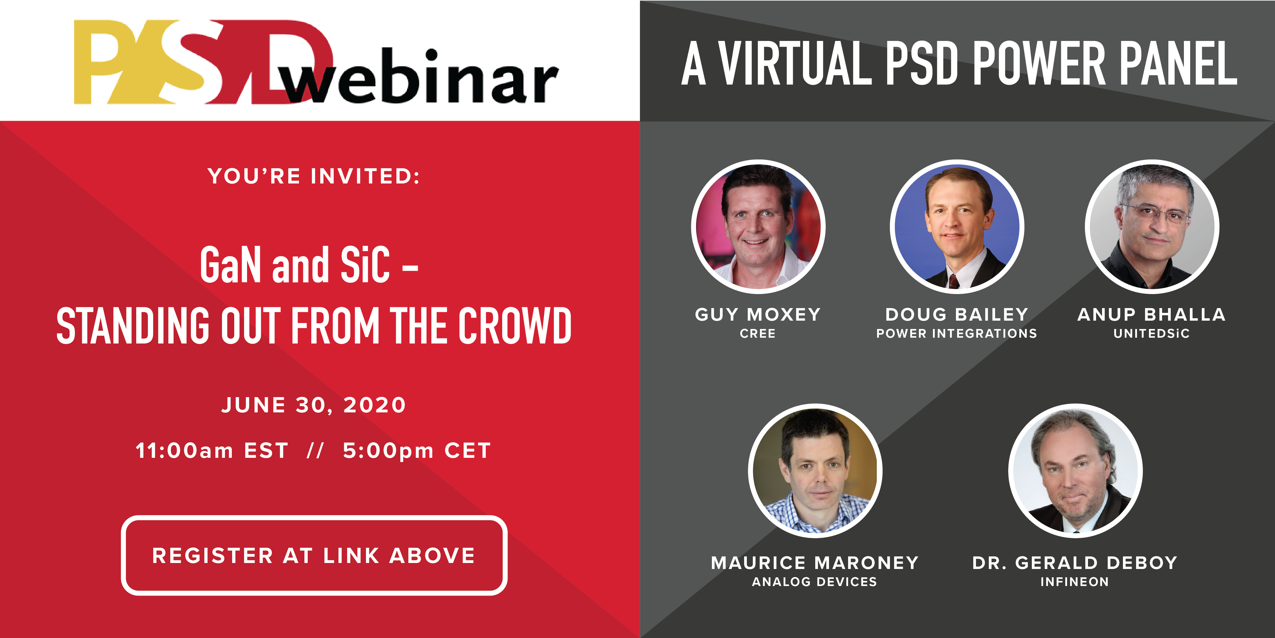 PSDwebinar Power Panel: Standing out from the Crowd