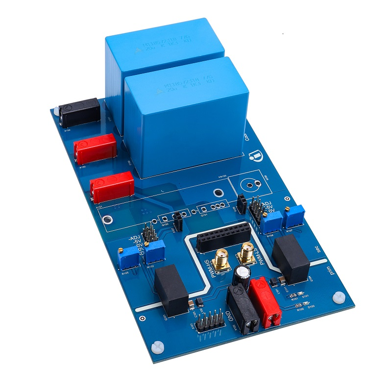 Modular evaluation platform for discrete CoolSiC MOSFETs