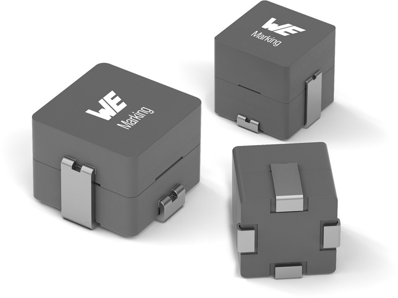 Würth Elektronik introduces its WE-HIDA high-current inductor