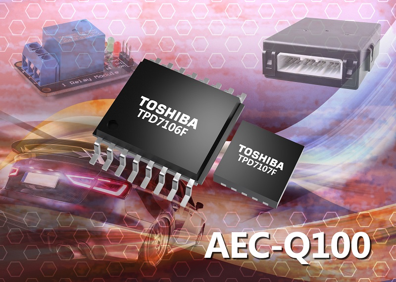 MOSFET Gate Driver Switch Intelligent Power Devices
