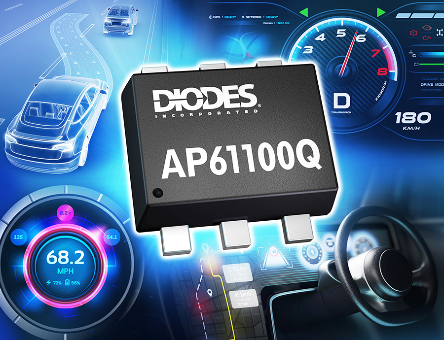 Automotive Buck Converter with Programmable PFM/PWM