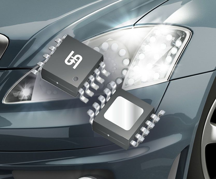 LED Driver Offers Single Solution for Automotive Apps