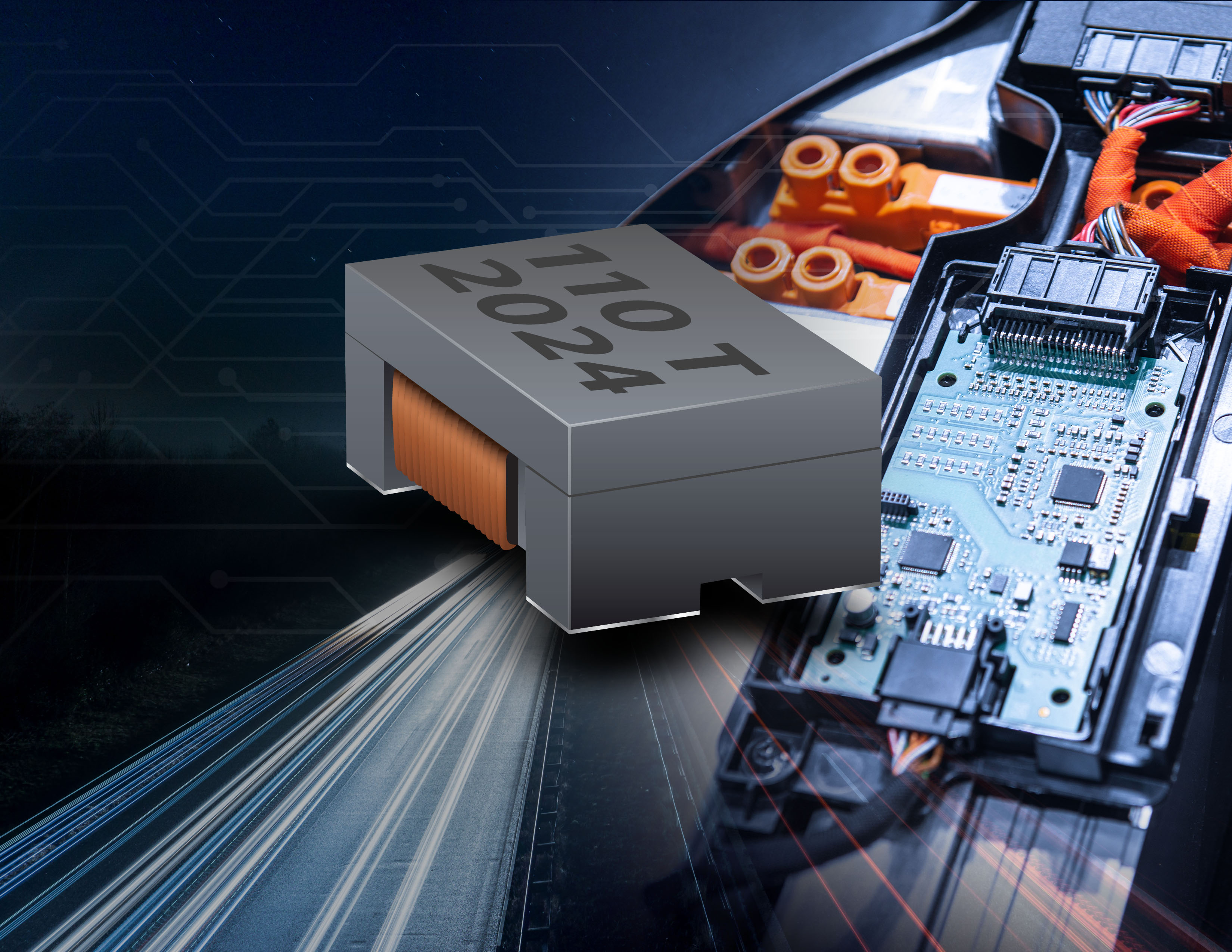 Bourns Introduces AEC-Q200 Compliant CANbus Inductor Series