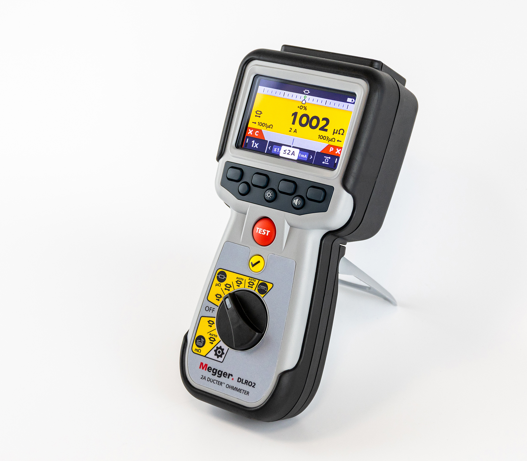 Low Resistance Ohmmeter Delivers Reliable Results