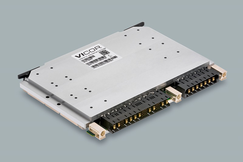 VITA-62-compliant power supply for MIL-COTS VPX applications