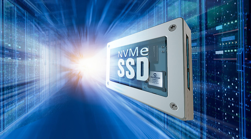 Controller Enables Power-Optimized Enterprise NVMe SSDs