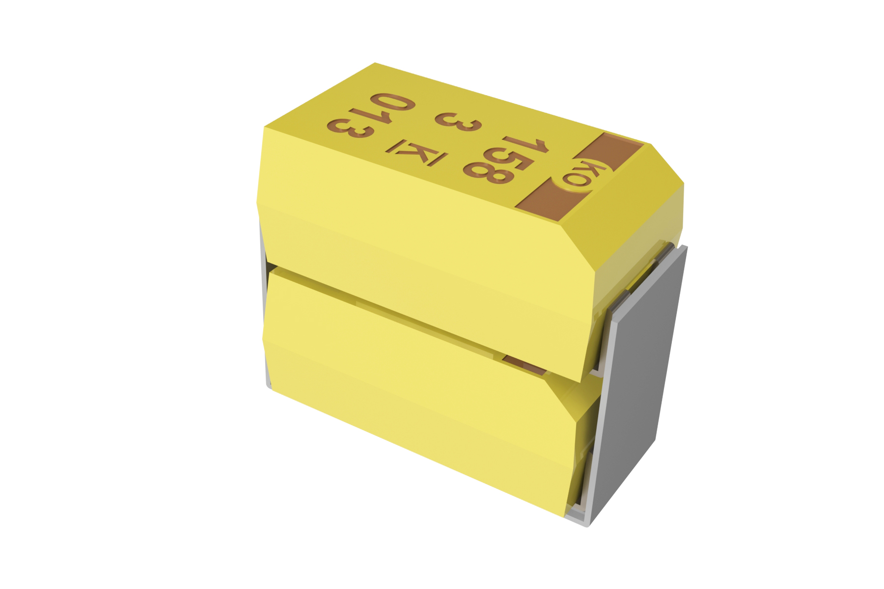 Tantalum Polymer Capacitors for High-Voltage Applications
