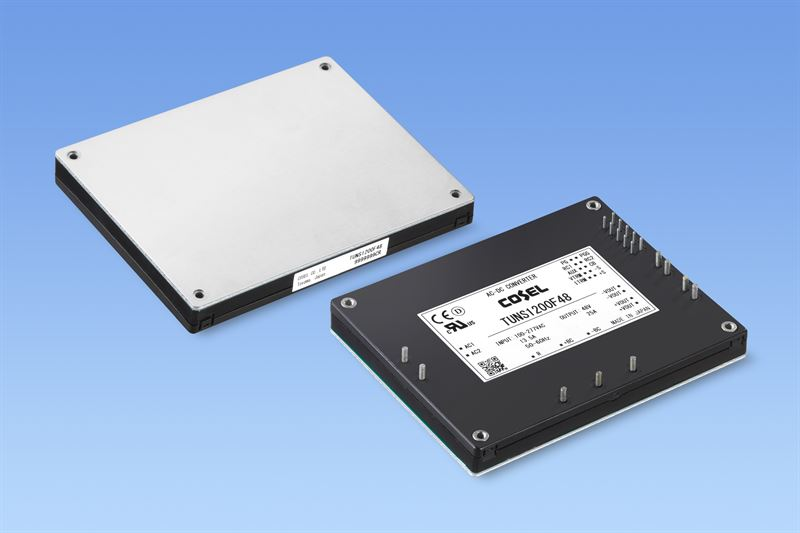 AC/DC Power Module for Industrial and Medical Applications