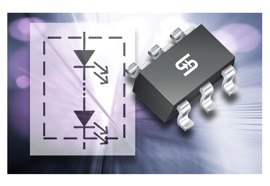 Taiwan Semi's CMOS LED IC Replaces Legacy Bipolar Drivers
