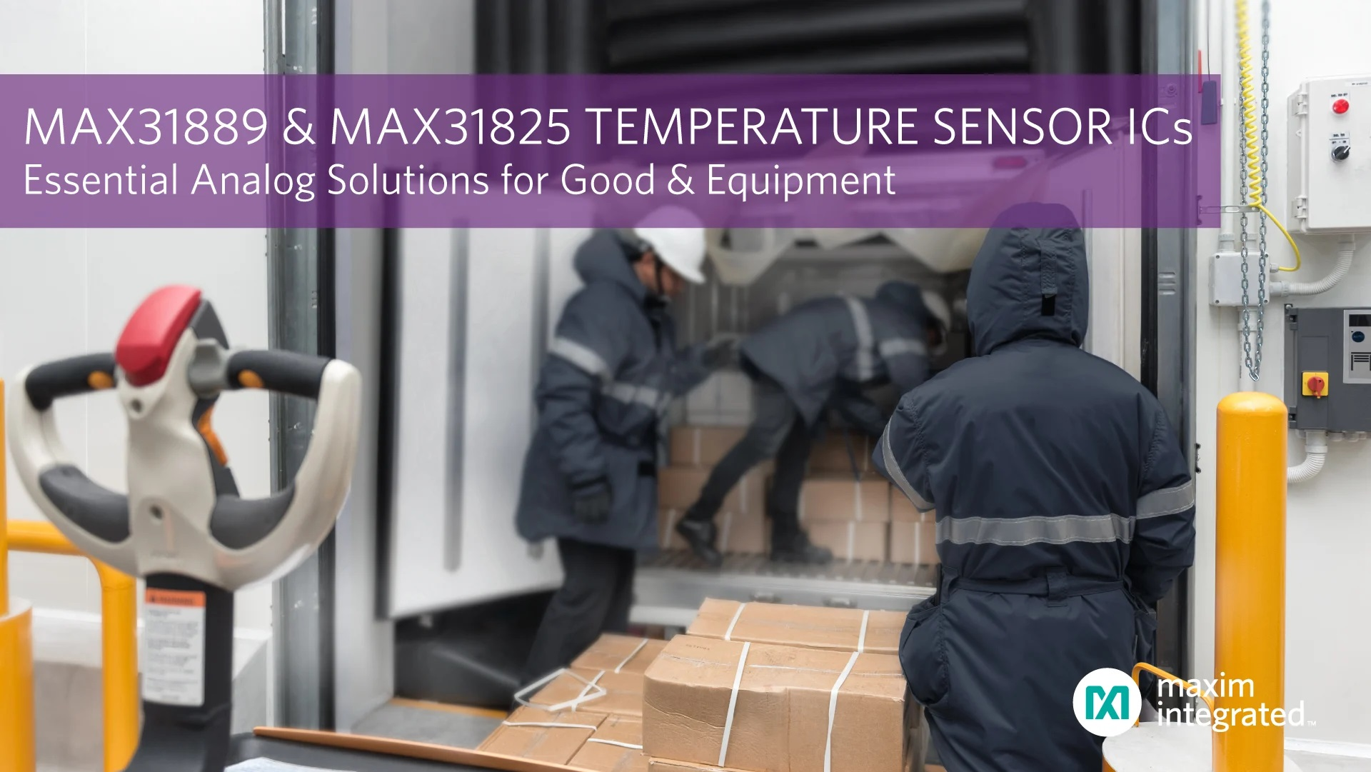 Analog Temperature Sensor ICs Deliver Precision Measurement