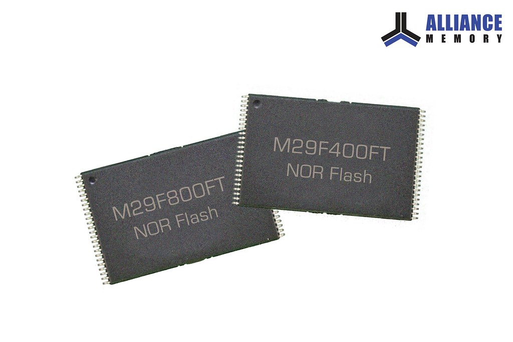 Micron 5V Flash Products Available From Alliance Memory
