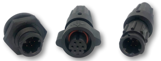 Sager Electronics Offers Conxall's Sealed Connectors