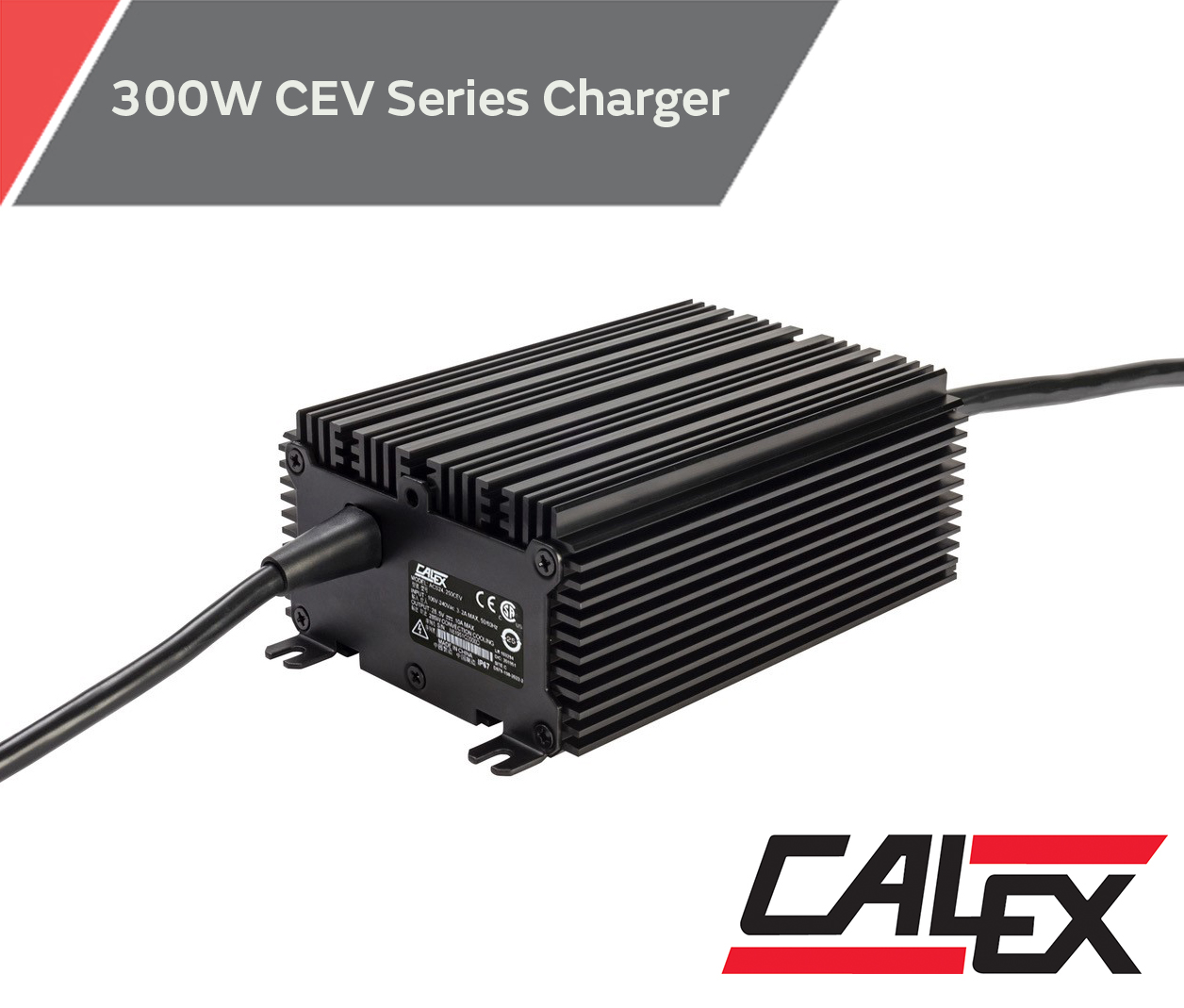 300W Li-ion Battery Charger for E-mobility Applications