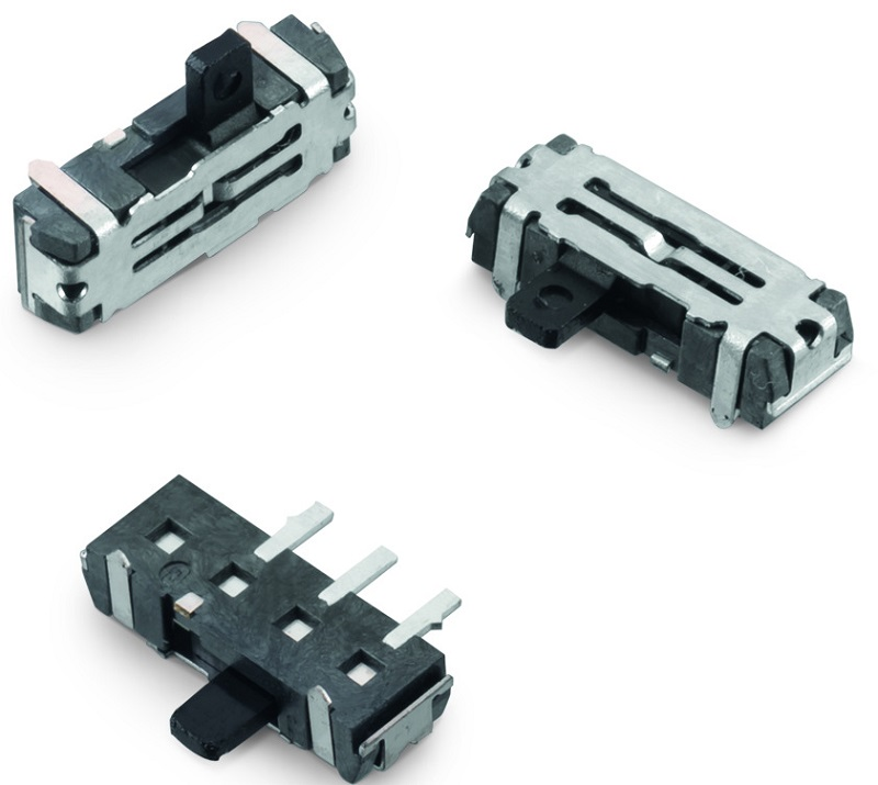 Würth Elektronik extends its switch portfolio