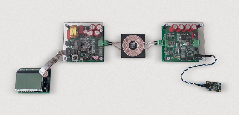 Dev Kit Combines Wireless Power and Data Transmission