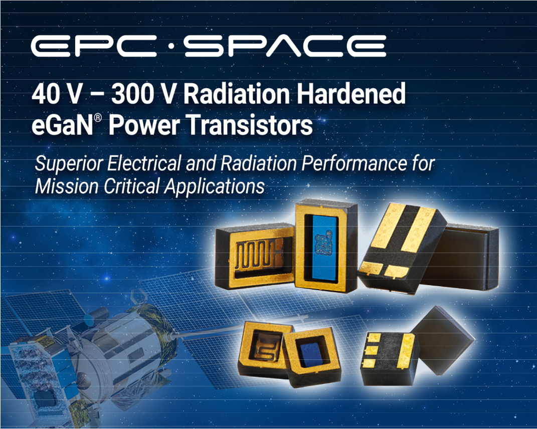 Space-Level Qualified Enhancement-Mode GaN Power Transistors