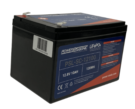Power Sonic Lithium Batteries Shipping from Sager