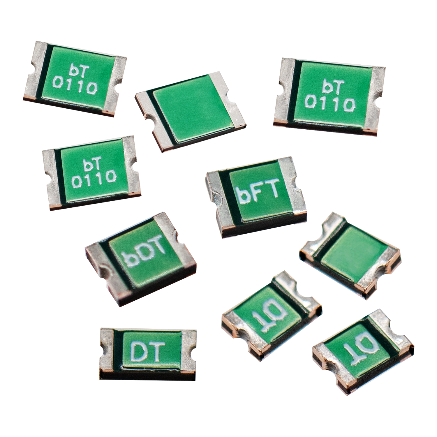 High-Temperature Surface-Mount Resettable PPTC Fuses