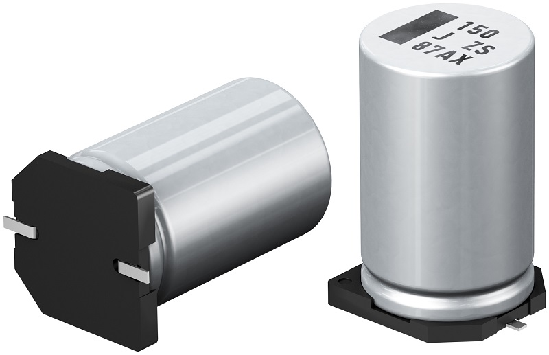 Panasonic expands conductive polymer hybrid capacitor range