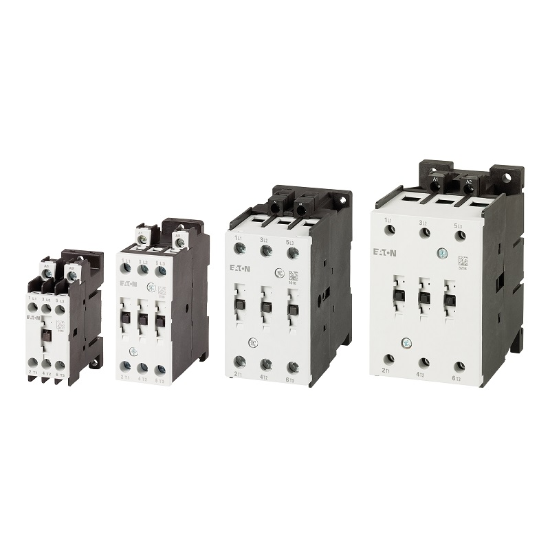 RS Components stocks full range of Eaton compact contactors
