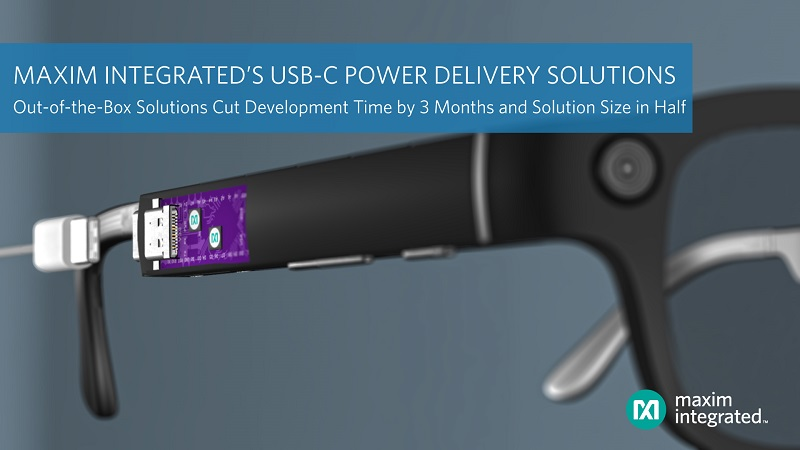 USB-C Power Delivery solutions cut development time