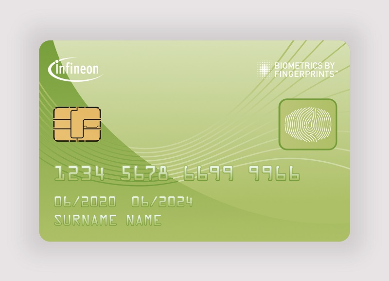 Infineon and Fingerprint Cards join forces on biometric cards