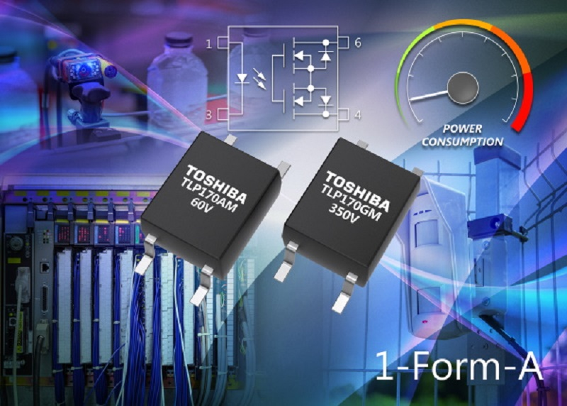 Compact low ON-resistance N-channel automotive MOSFETs