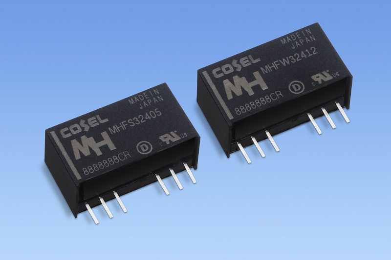 3W high isolation DC/DC converters