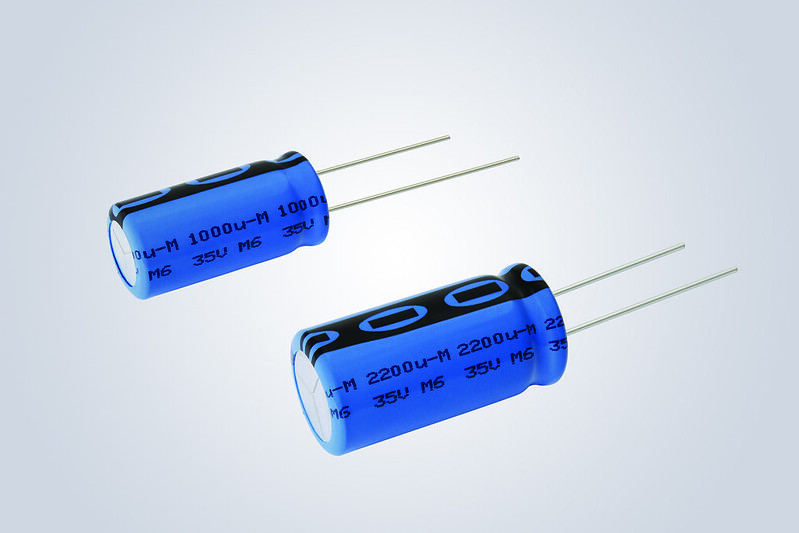 Miniature Aluminum Capacitors Provide Design Flexibility