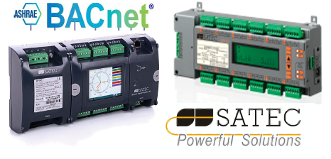 SATEC Adds BACnet Protocol to Its Energy Metering Products