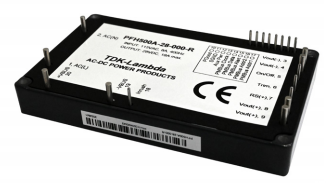 TDK-Lambda 500W AC/DC Power Modules Shipping from Sager