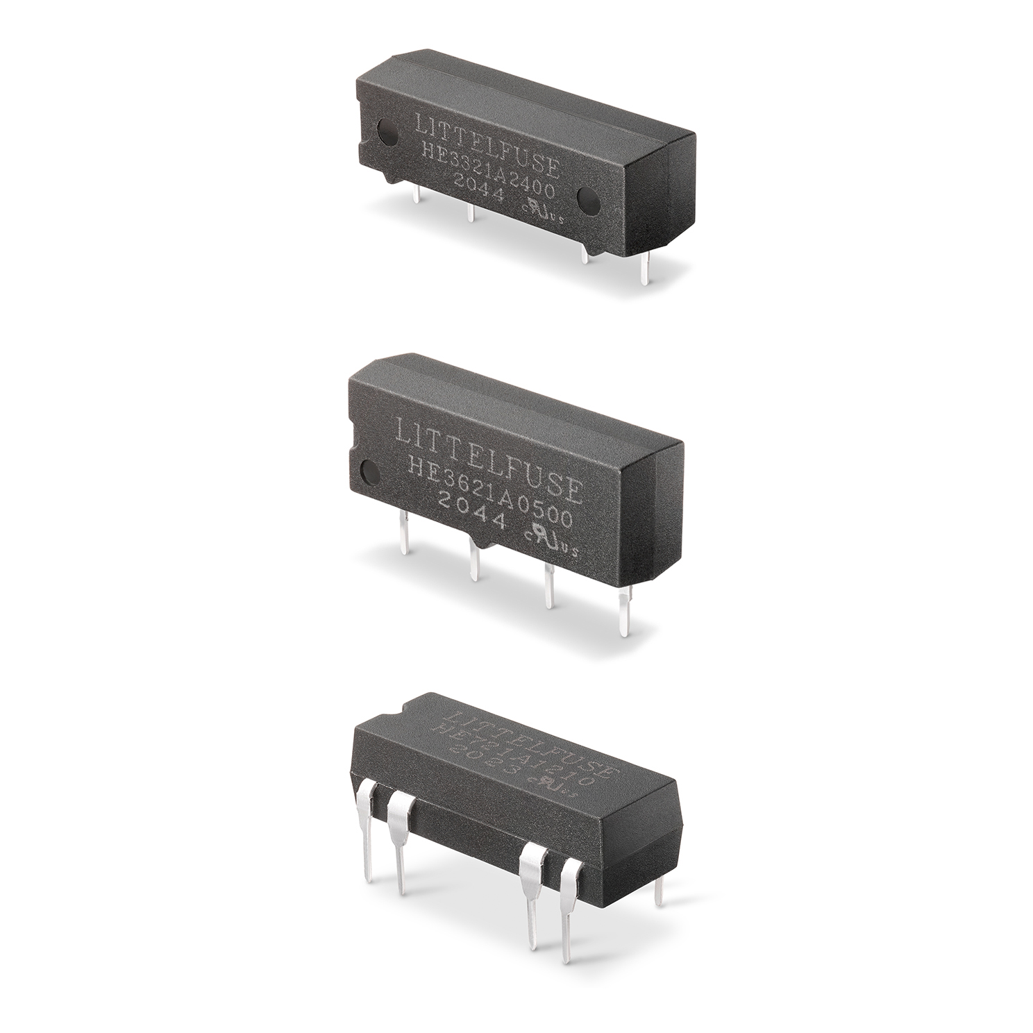 Reed Relays Offer Switching of AC and DC Small Signals