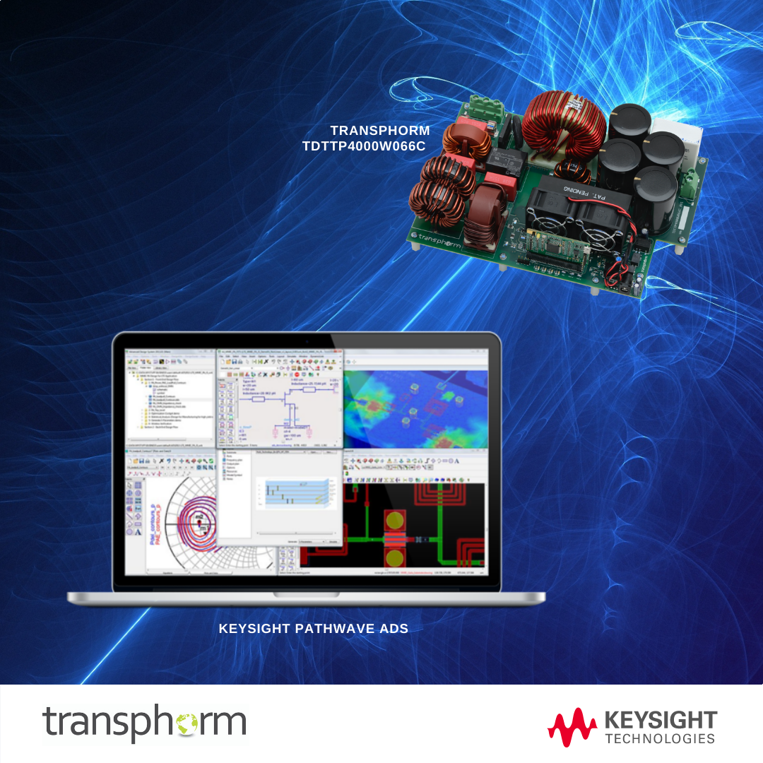 Keysight, Transphorm Power Reference Design Lowers Costs