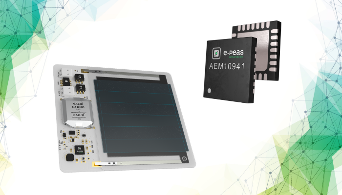 Solar-Optimized PMICs into Epishine Development Platform