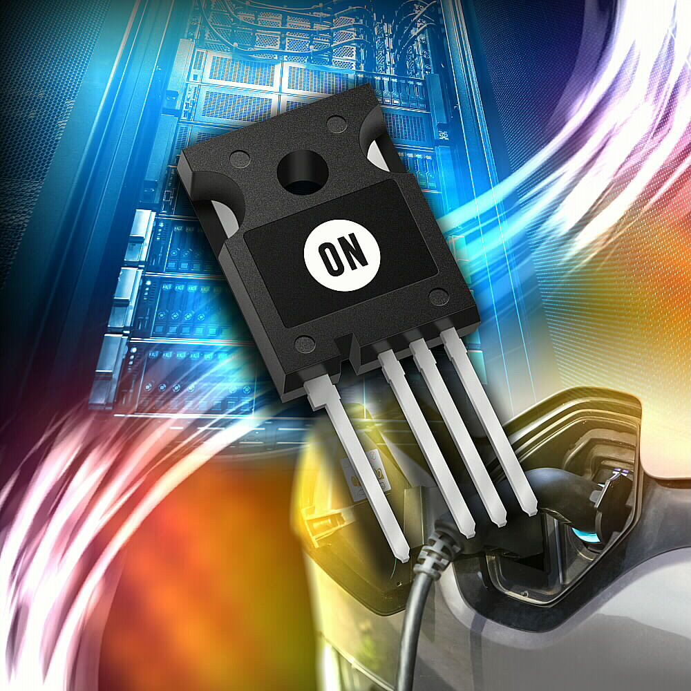 ON Semiconductor Announce New 650V Silicon Carbide MOSFETs