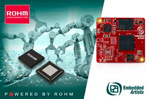 Ultra-Low IQ PMIC from ROHM Selected to Power NXP iMX8M Nano