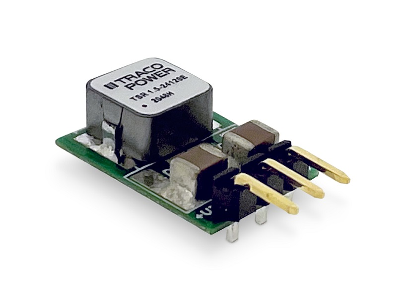 1.5 Amp POL switching regulators in an open frame design