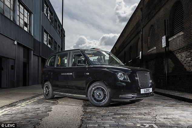 London's Famed Black Cabs to go Electric in 2018