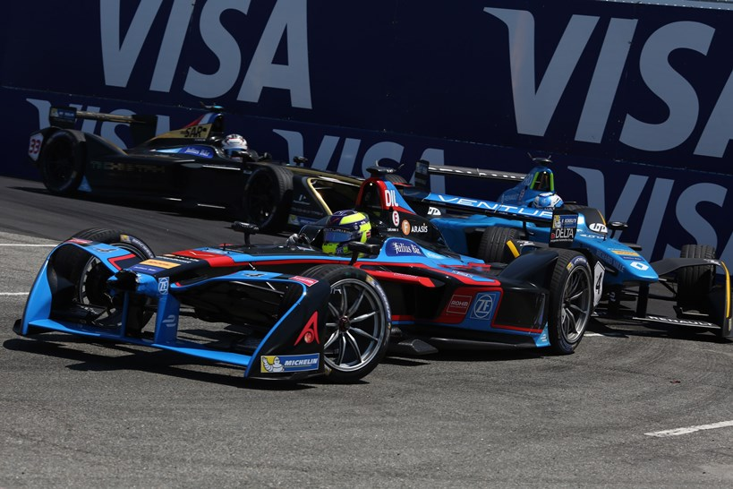 Electric Racing Series Invades New York City