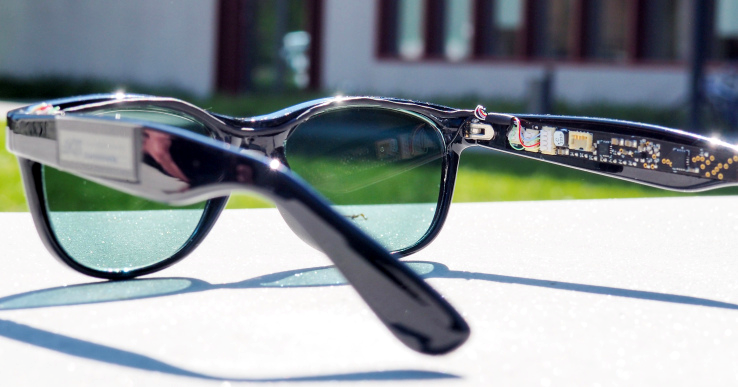 Organic Solar Cell Glasses Generate Power Indoors