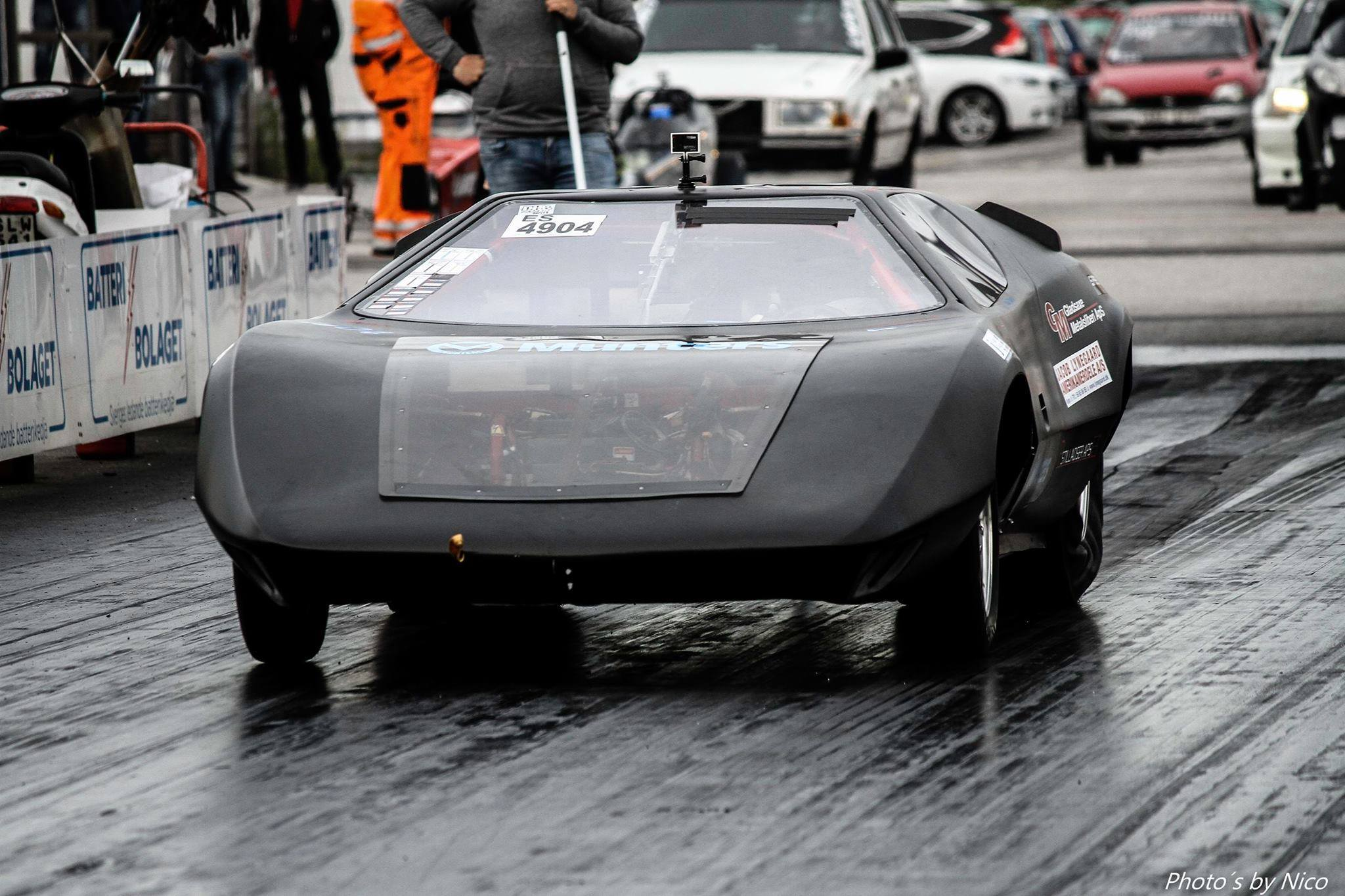 Electric Vehicle Breaks Drag-Racing World Record (at 144.8 MPH)
