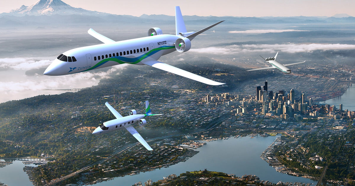 Company to Release Hybrid-Electric Commercial Aircraft by 2022