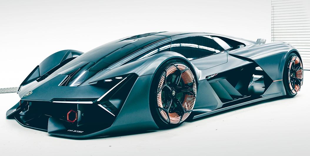 Lamborghini Develops
