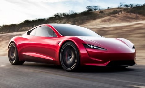 Tesla's New 200K Roadster Goes 620 Miles Between Charges